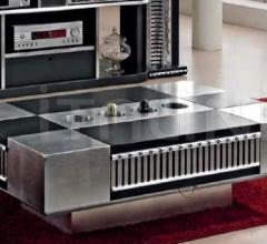 Журнальный столик CIAIKA 110 SLIM ART DECO фабрика Vismara Design