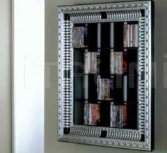 Книжный стеллаж FRAME 120 ART DECO фабрика Vismara Design