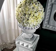 Итальянские цветочные горшки - Кашпо VASE 125 PIRAMID фабрика Vismara Design