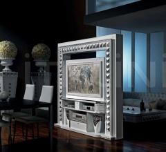 Стойка под TV REVOLVING HOME CINEMA PIRAMID фабрика Vismara Design