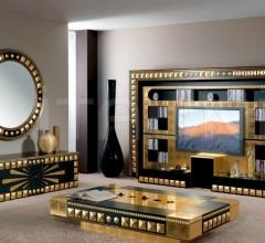 Стойка под TV THE WALL HOME CINEMA PIRAMID фабрика Vismara Design