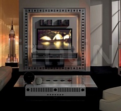 Журнальный столик CIAIKA 170 GLASS EYES фабрика Vismara Design