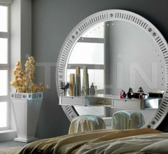 Консоль STAR GATE BIG MIRROR SILVER EYES фабрика Vismara Design
