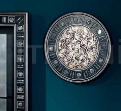 Интерьерная декорация BODY ROUND LIGHT SILVER EYES фабрика Vismara Design