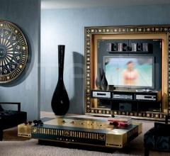 Журнальный столик CIAIKA 170 GOLD EYES фабрика Vismara Design