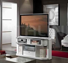 Стойка под TV REVOLVING HOME CINEMA SOLO BASE MODERN фабрика Vismara Design