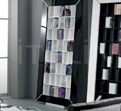 Книжный стеллаж FRAME 214 MODERN фабрика Vismara Design