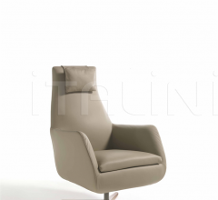 Кресло Daisy girevole фабрика Porada
