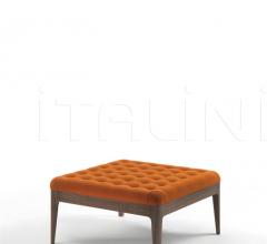Итальянские пуфы - Пуф Webby 3 фабрика Porada