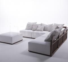 Модульный диван Bolero фабрика Porada
