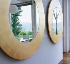 Итальянские настенные зеркала - Зеркало Four Seasons tondo фабрика Porada