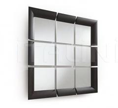 Итальянские настенные зеркала - Зеркало Triple фабрика Porada