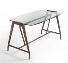 Итальянские кабинет - Письменный стол Academy фабрика Porada