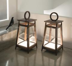 Итальянские напольные светильники - Напольный светильник Amarcord фабрика Porada