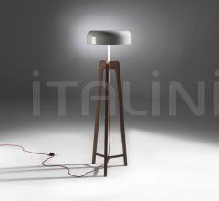 Итальянские напольные светильники - Напольный светильник Pileo фабрика Porada