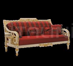 Трехместный диван Anastasia S 133 фабрика Elledue