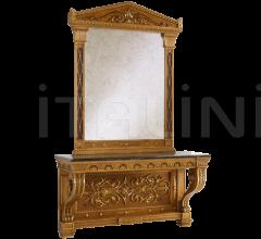 Настенное зеркало Anastasia M 132 фабрика Elledue