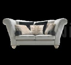 Двухместный диван Aurum S 432 фабрика Elledue