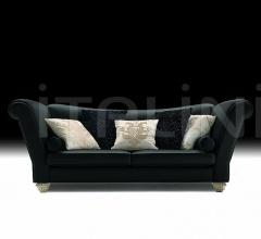 Трехместный диван Aurum S 433 фабрика Elledue