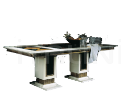 Стол обеденный Ghaia T 165 фабрика Elledue