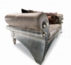 Двухместный диван Misor S 222 фабрика Elledue