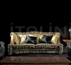 Трехместный диван Orpheo S 263 фабрика Elledue