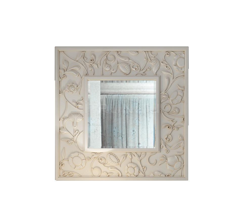 Настенное зеркало Saraya M 608/FG Elledue