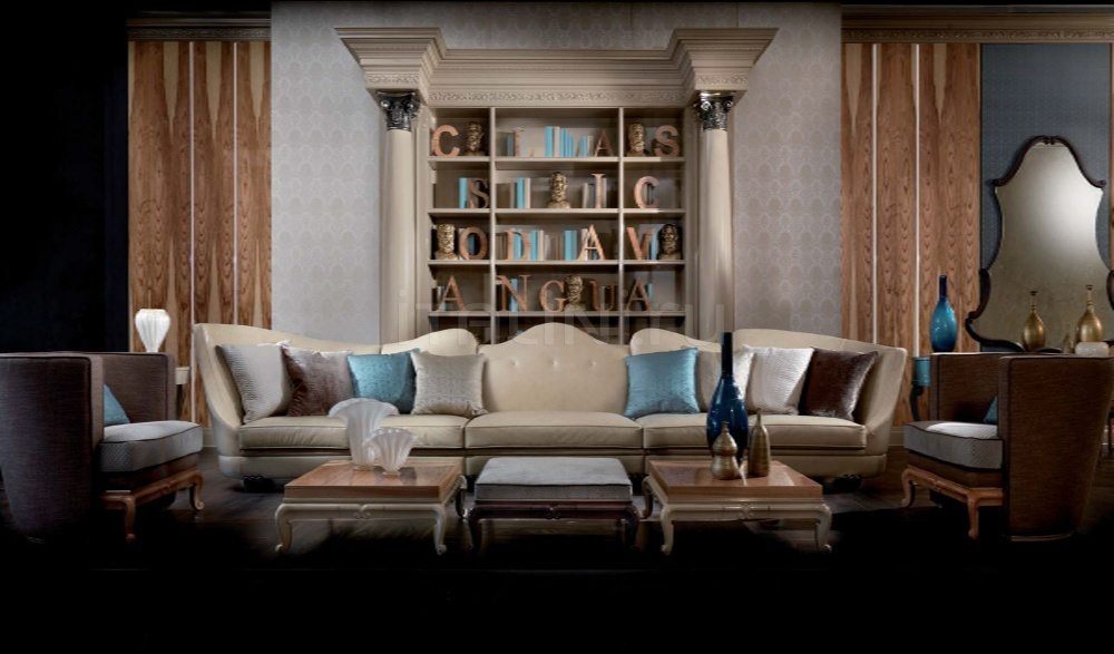 Модульный диван Ludovico Elledue