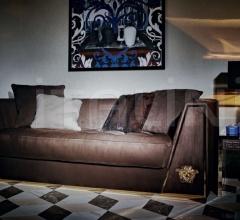 Двухместный диван VIA GESU' фабрика Versace Home