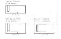 Модульный диван Lybra Asnaghi (Made in Italy)