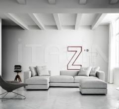 Модульный диван Ananta фабрика Saba Italia