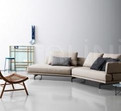 Модульный диван Quinta Strada фабрика Saba Italia