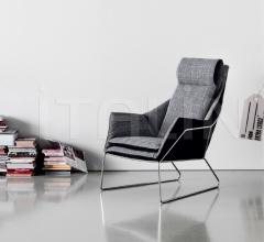 Кресло New York Bergere фабрика Saba Italia