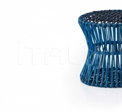 Итальянские пуфы - Пуф Ziggy фабрика Saba Italia