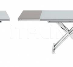Раздвижной стол Genius фабрика Riflessi