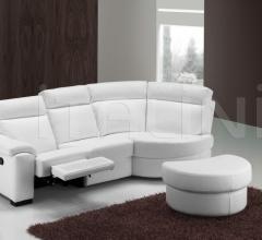 Модульный диван Sirio фабрика Franco Ferri