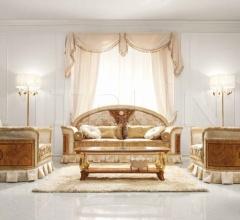 Трехместный диван J18 фабрика Valderamobili