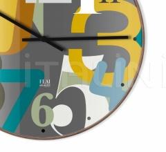Итальянские часы - Часы Flock Color фабрика Flai