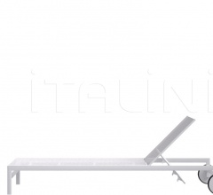 Итальянские шезлонги - Шезлонг MOOD фабрика Atmosphera