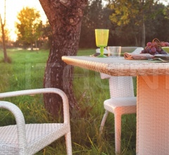 Итальянские столы - Стол обеденный OLIVER фабрика Atmosphera