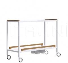 Сервировочный стол Flair Consolle фабрика Atmosphera