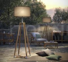 Итальянские уличные светильники - Напольный светильник SPACE SHIP фабрика Atmosphera