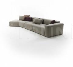 Модульный диван COOPER фабрика Frigerio