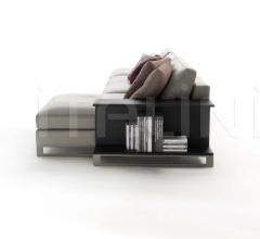 Модульный диван DAVIS BOOK фабрика Frigerio