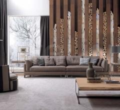 Модульный диван DAVIS IN фабрика Frigerio