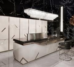 Барный стул Clem фабрика IPE Cavalli (Visionnaire)