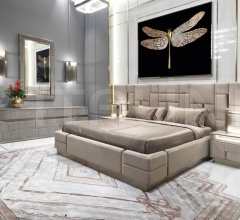 Кровать Beloved фабрика IPE Cavalli (Visionnaire)