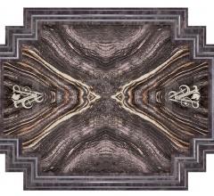 Ковер Enigma Dark фабрика IPE Cavalli (Visionnaire)