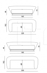 Модульный диван Citizen IPE Cavalli (Visionnaire)