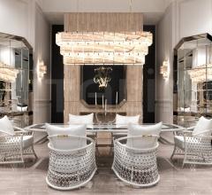 Настенное зеркало Delano фабрика IPE Cavalli (Visionnaire)